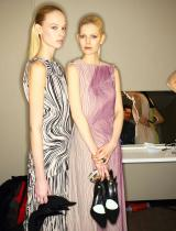 BACKSTAGE: BOTTEGA VENETA F/W \'14